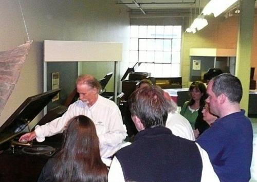 rca studio visit in 2008 20100206 1226476819